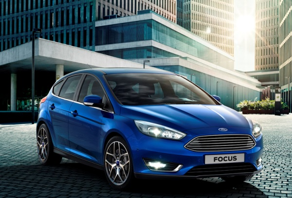 Ford Focus MY2017