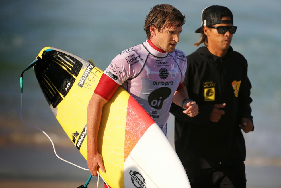 46 Brett SImpson Oi Rio Pro 2015 Fotos WSL  Daniel Smorigo