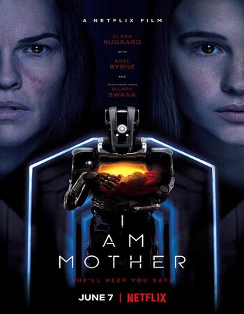 I Am Mother (2019) English 480p HDRip x264 300MB Multi Subs Movie Download