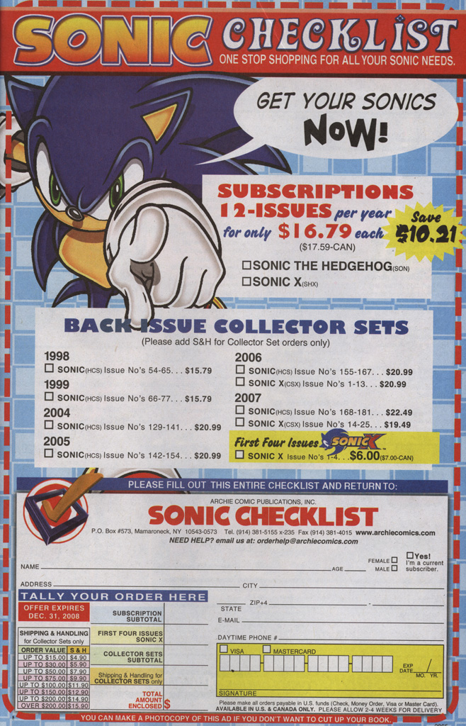 Read online Sonic The Hedgehog comic -  Issue #192 - 26