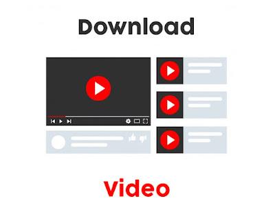 Cara untuk Mendownload Video di Website