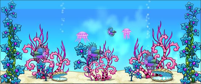 виртуальный аквариум, онлайн рыбки, мирчар