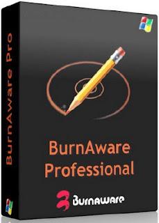 BurnAware Professional 8 Full Crack Terbaru