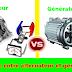 Différence entre alternateur et générateur - Maintenance industrielle