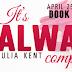 Book Blitz: EXCERPT + GIVEAWAY - It's Always Complicated by Julia Kent