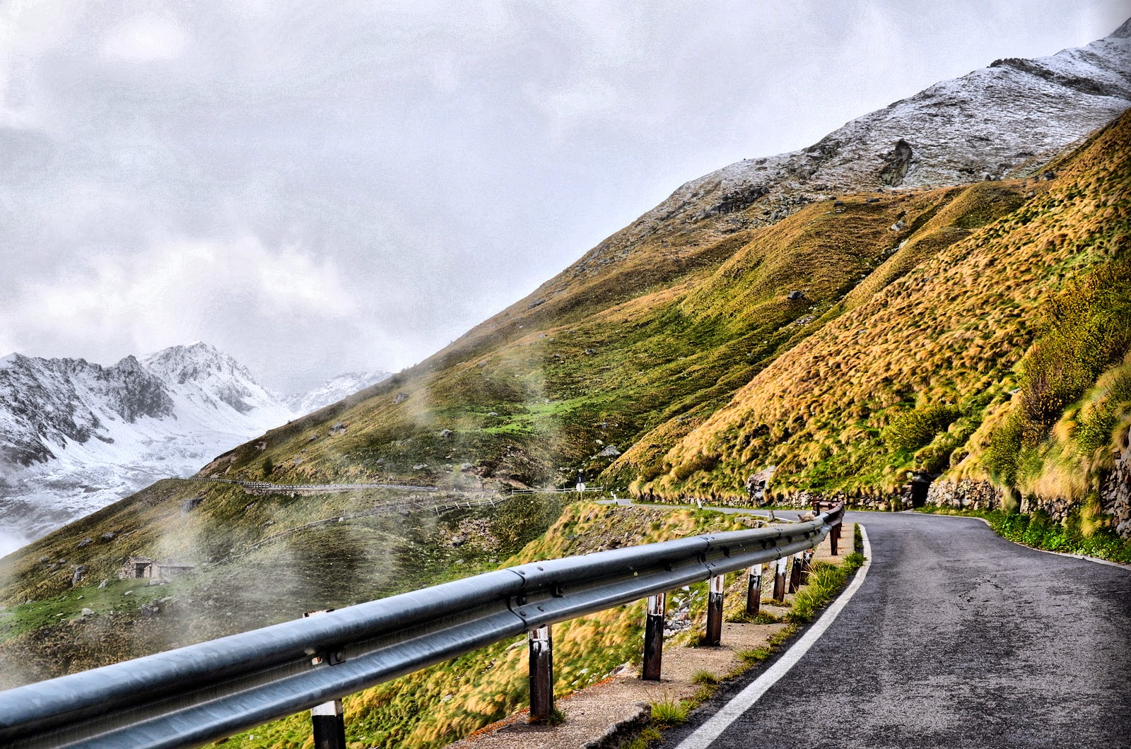 cycling gavia pass