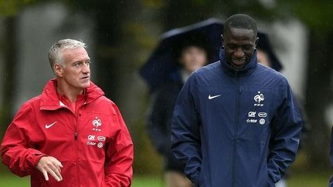 Moussa Sissoko được huấn luyện viên Didier Deschamps quý mến