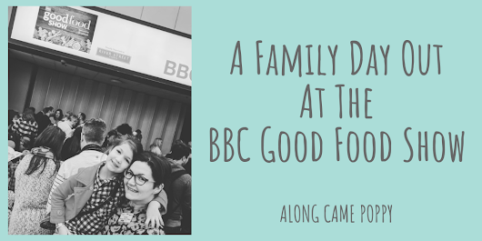 A Family Day Out at the BBC Good Food Show