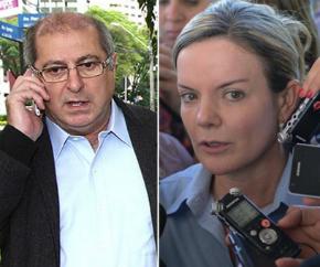 STF julga denúncia contra a senadora Gleisi Hoffmann e o seu marido