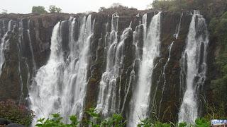 Victoria Falls les chutes Victoria Zambie