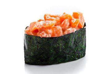 Teknik Makan Sushi Guna Chopstik
