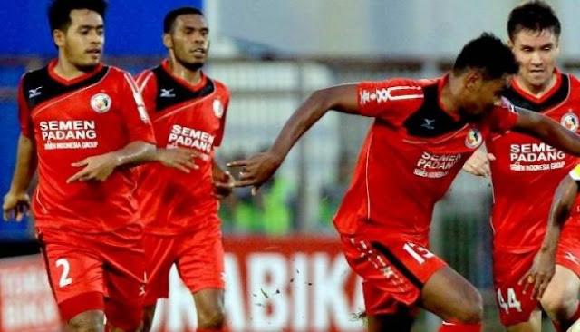 Semen Padang vs Bhayangkara Surabaya United