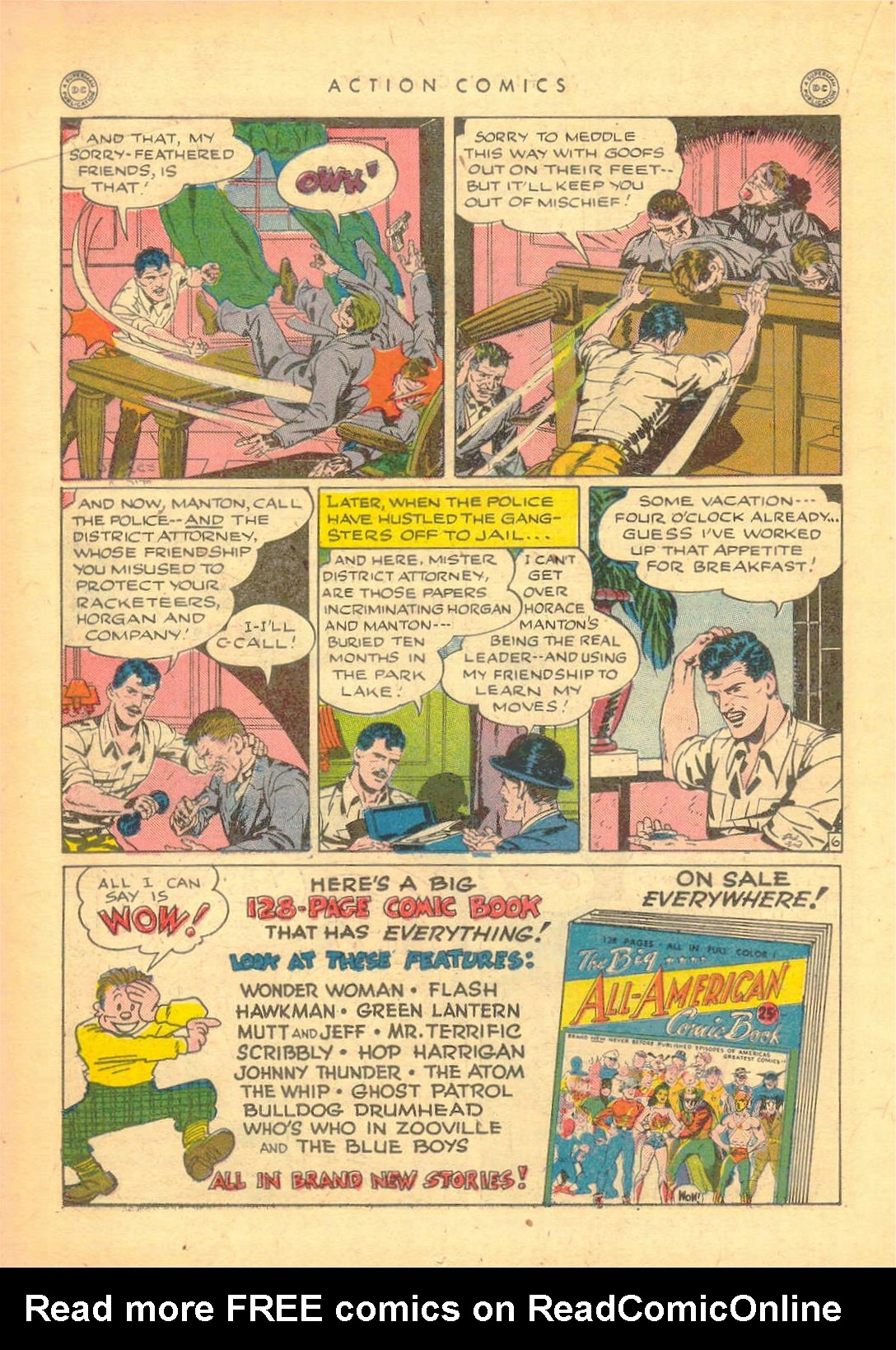 Read online Action Comics (1938) comic -  Issue #80 - 19