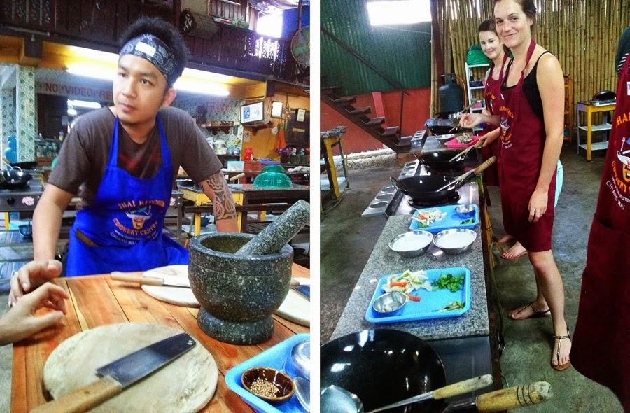 szkoła gotowania kuchni tajskiej