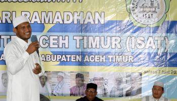 Mazhab Imam Syafi'i Akan Dijadikan Perbup di Aceh Timur
