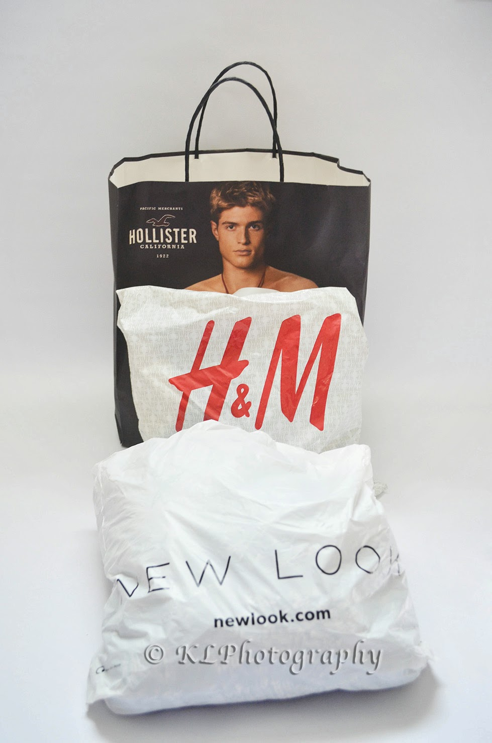 Hollister, H&M and New Look Haul