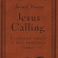 Jesus Calling leather bound