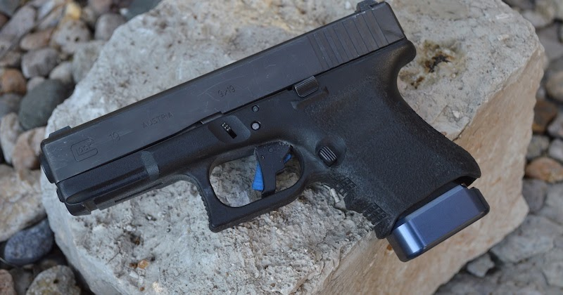 Glock 26L Chopping a G19 - The Best Carry Gun I Have Ever Owned