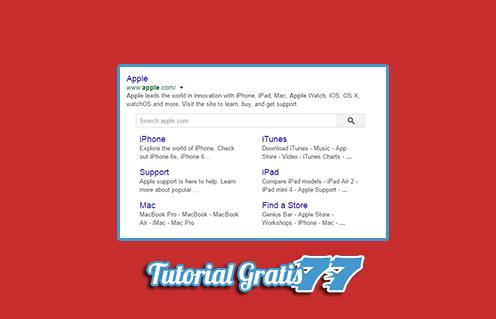 Cara Membuat SiteLink di Hasil Pencarian Google dengan Mudah
