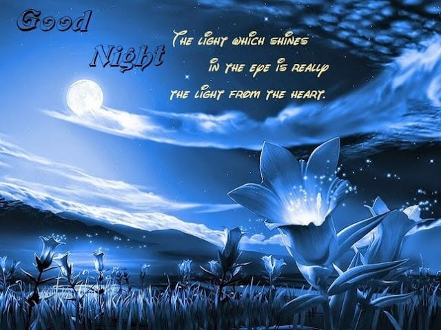 Good Night Wishes for Whatsapp
