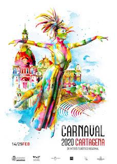 Cartagena - Carnaval 2020 - Rubén Lucas García