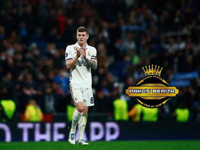 Toni Kroos Salah Satu Gelandang Terbaik Real Madrid