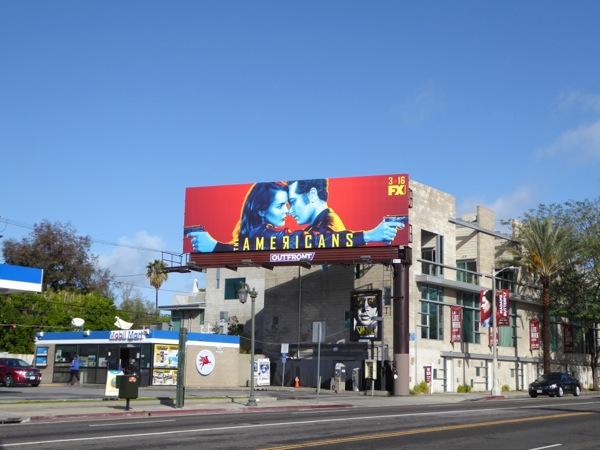 Americans season 4 billboard