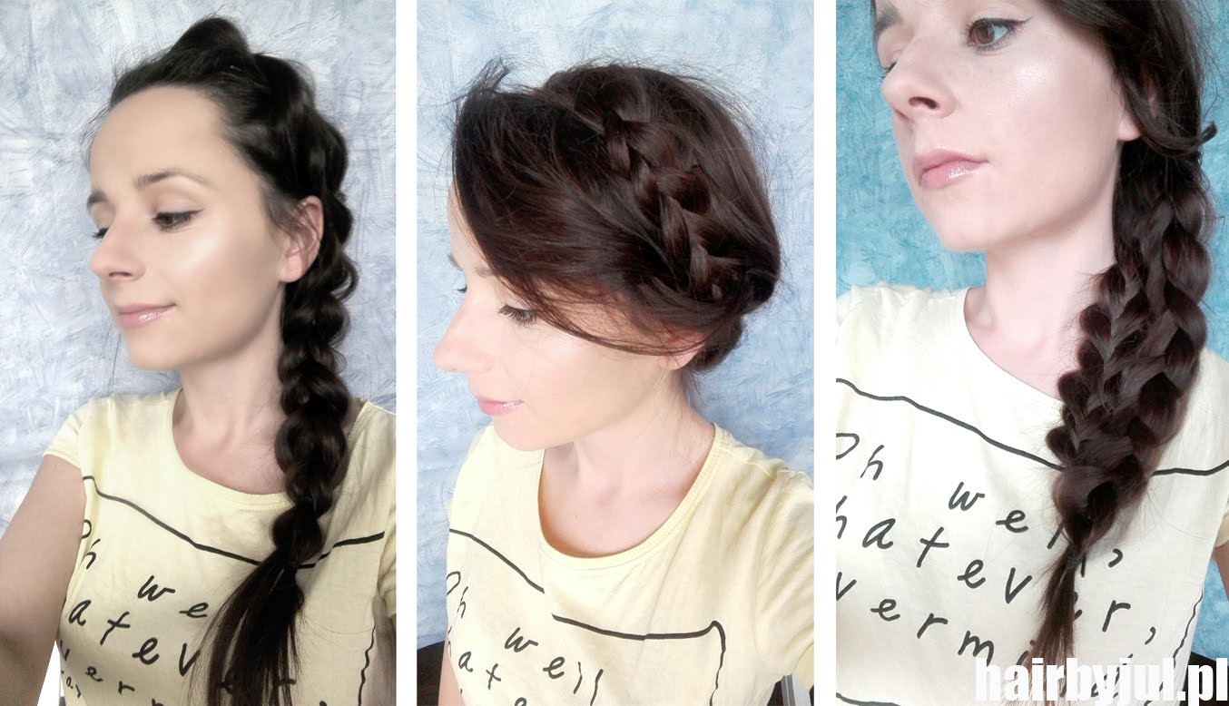 3 Super Kobiece Fryzury Na Dzień Kobiet Hair By Jul