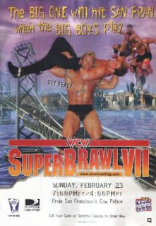 WCW Superbrawl VII Review - Event Poster