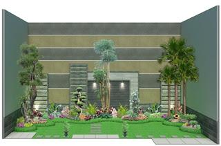 Desain Taman Surabaya - tukngtamansurabaya 76
