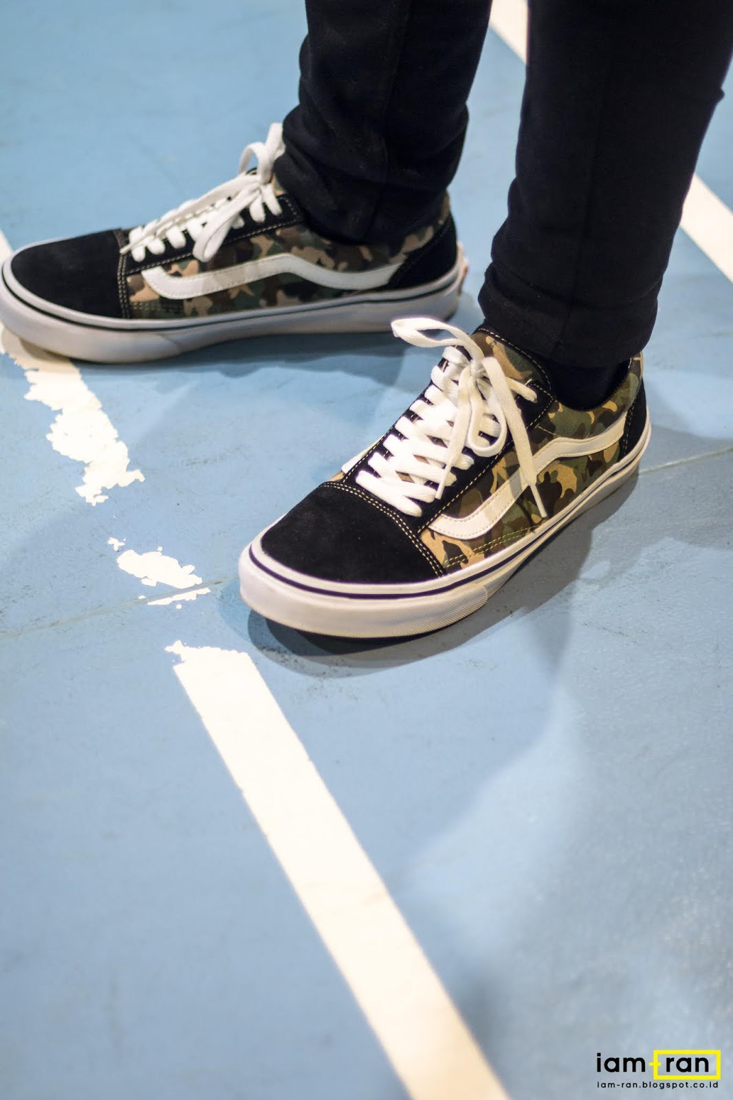 e5ea547d4e Ade On Feet Sneakers   Vans Old School Woodland Camo. Photo by    iam.ran06What