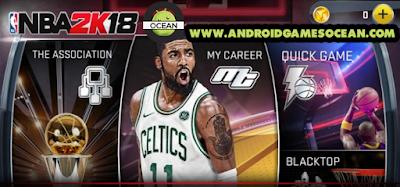 NBA 2K18 v.35.0.1 MOD Apk+OBB Files screenshot free download link