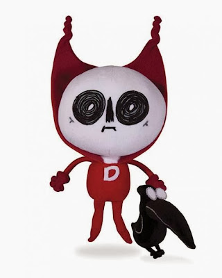 DC Nation Deadman & Crow Plush Figure 2 Pack by DC Collectibles