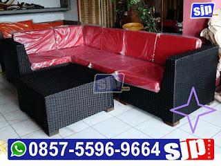 0857 5596 9664 Pengrajin Sofa Rotan Sintetis Surabaya Pengrajin