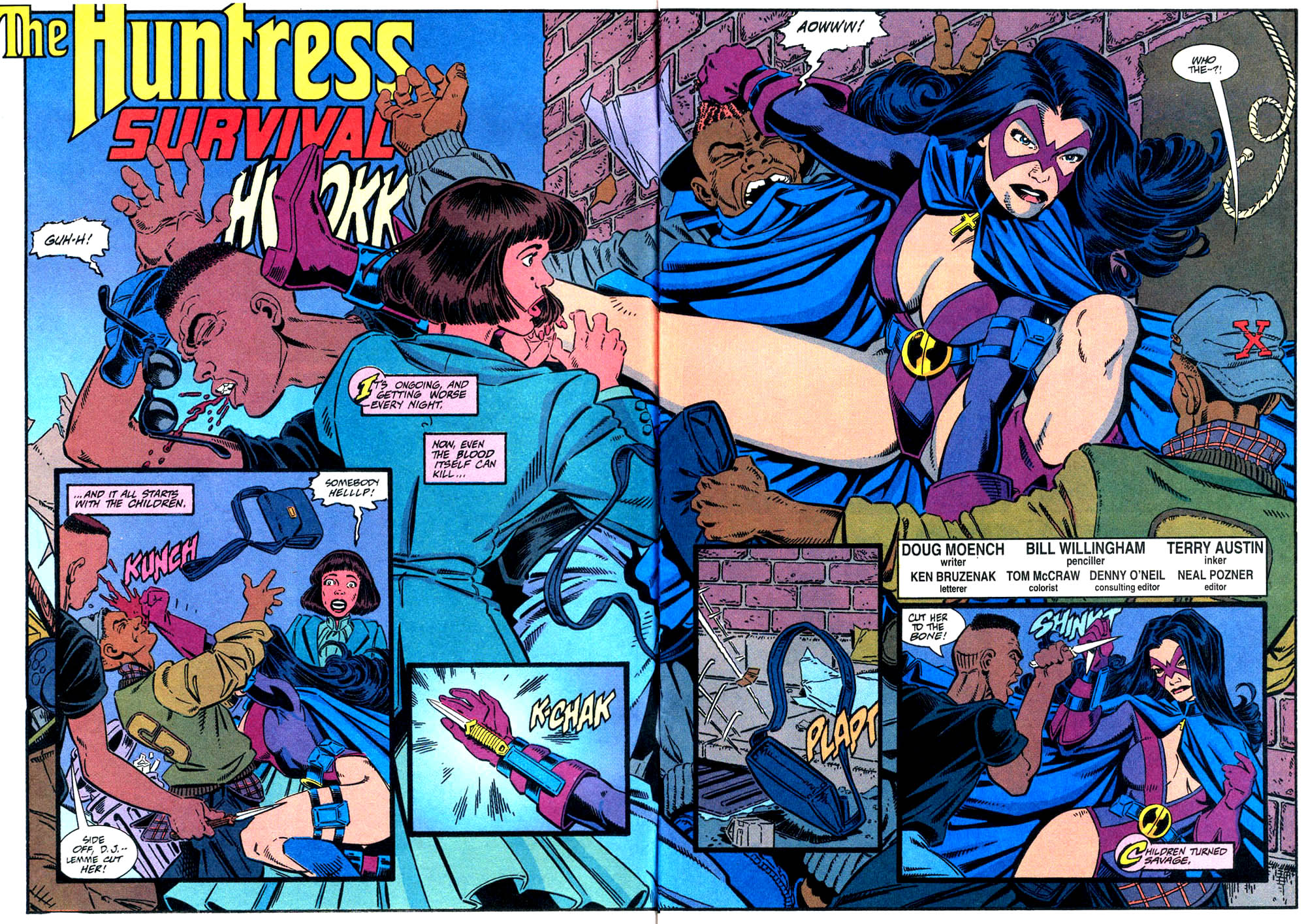 Read online Showcase '93 comic -  Issue #9 - 3
