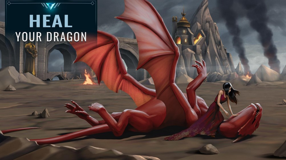 [FREE] Download War Dragons for Android