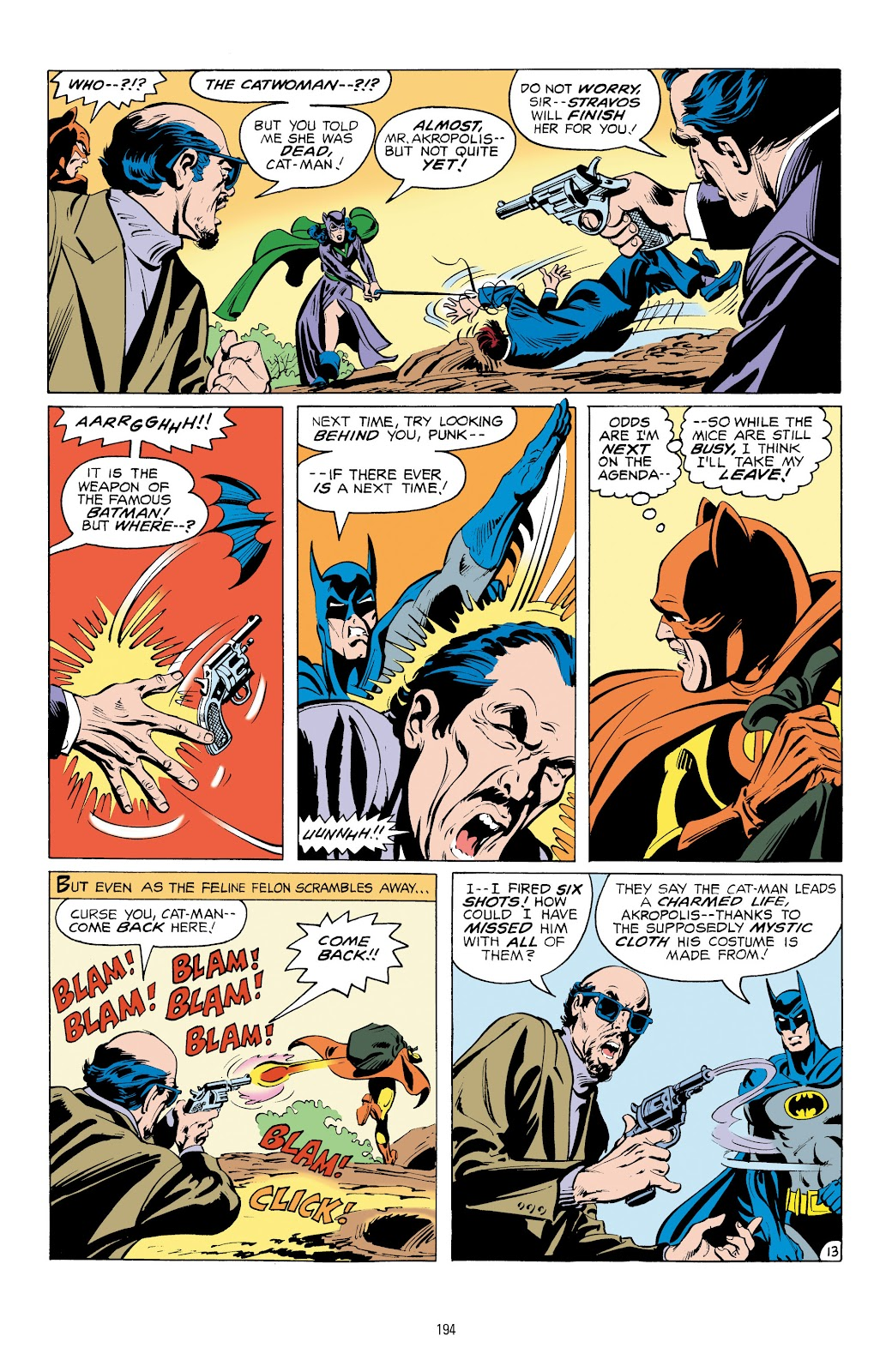 Read online Catwoman: A Celebration of 75 Years comic -  Issue # TPB (Part 2) - 95