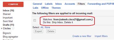 Block Sender In Gmail