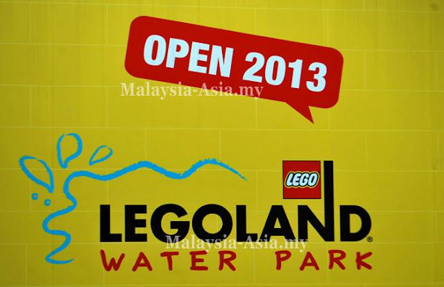 Malaysia Legoland Water Park Opening