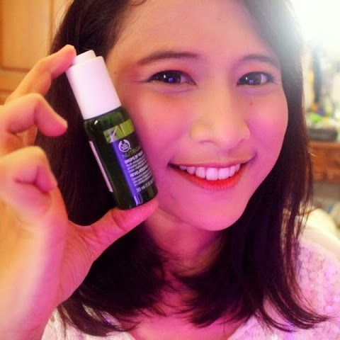[REVIEW - SKIN CARE] The Body Shop Nutriganics Drops of Youth