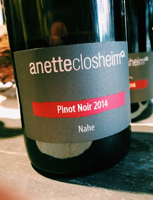 Anette Closheim Pinot Noir Barrique trocken