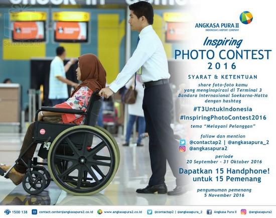 Inspiring Photo Contest 2016