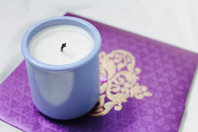 DIY : Bougies anti-moustiques à la citronnelle