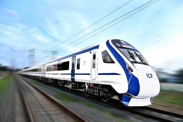 Vande Bharat Express - New Delhi to Varanasi route
