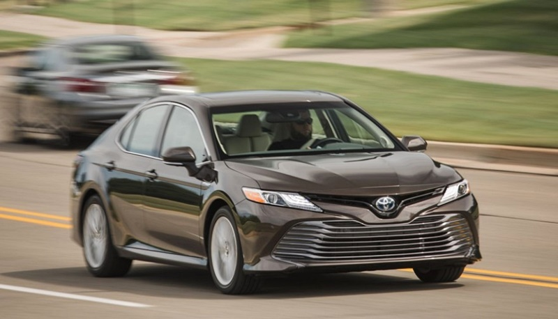 2018 Toyota Camry Hybrid Redesign Spec Price Interior