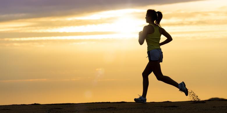 Setelah Berolahraga Lari Jangan Melakukan 6 Hal Berikut Ini