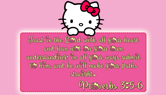 Mobile Font: Hello Kitty Cutie TTF Font