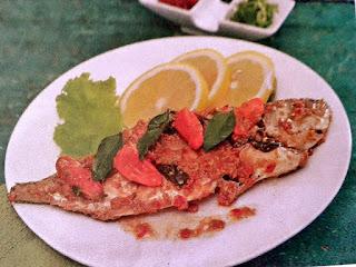Gambar Resep Ikan Kukus Pedas