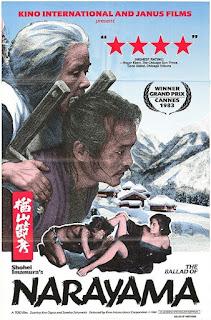 Bài Ca Núi Narayama