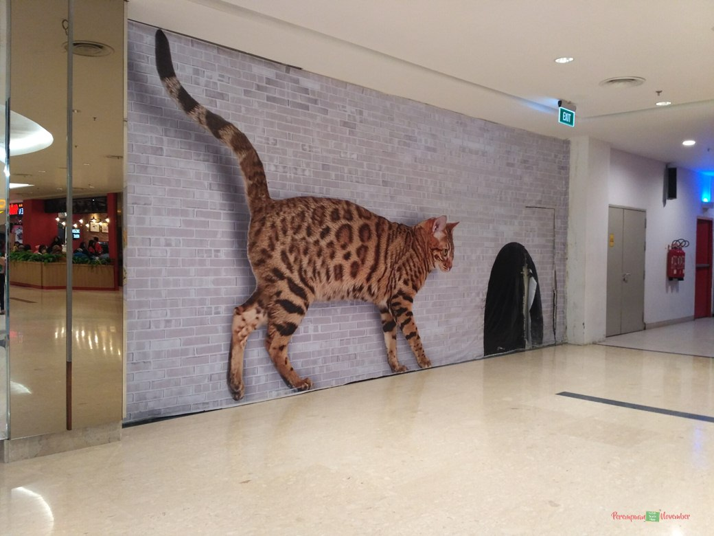CANTIKNYA GAMBAR 3D INSTAGRAMABLE DI MANHATTAN TIMES SQUARE